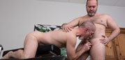 Derek Silver And Joe Hardness from Bear Films