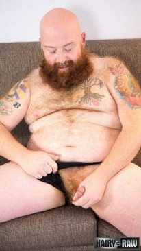 Tate Taylor Solo from Hairy And Raw