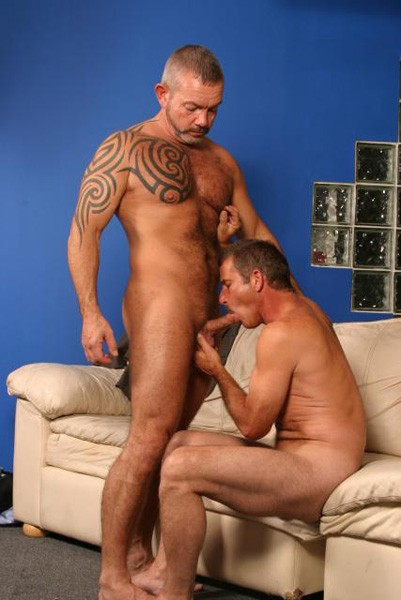 Hot mature men porn