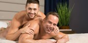 Jack And Lane Bareback from Sean Cody