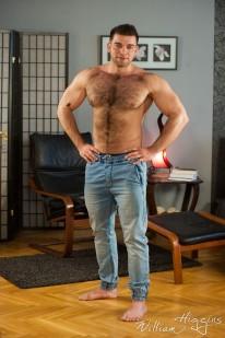 Adam Sedak Erotic Solo from William Higgins