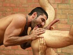 Max Toro And Craig Daniel from Uk Naked Men