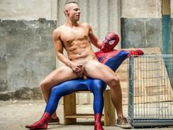 Spiderman A Gay Xxx Parody 2 from Men.com