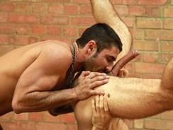 Craig Daniels And Max Toro from Uk Naked Men