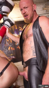 Dick Savvy And Hans Berlin from Hairy And Raw