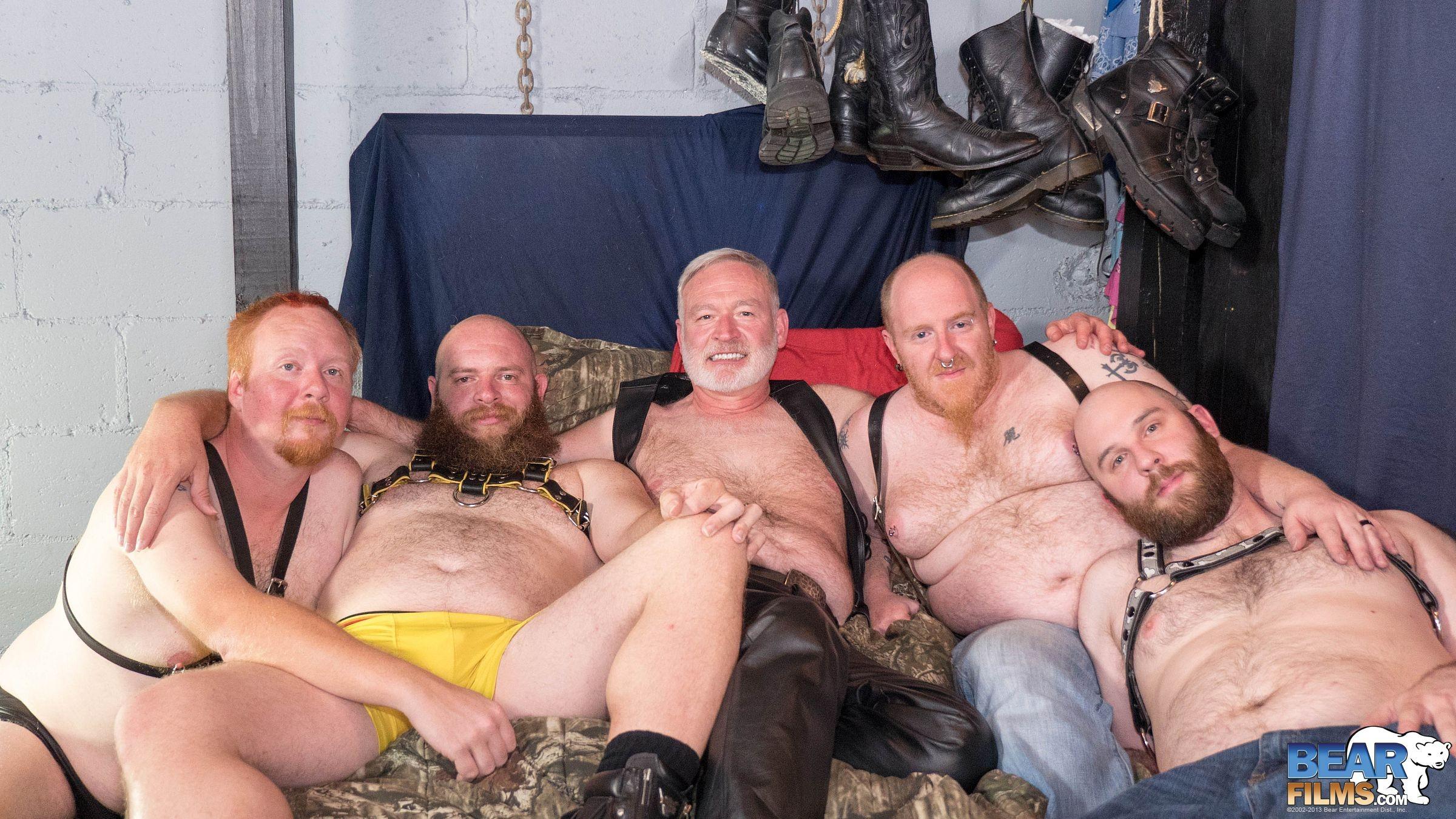 grote lange Gay lullen