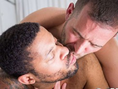Anthony Grey And Eric Hassan from Hairy And Raw