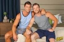 Sean And Shaw Bareback from Sean Cody