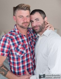 Christian Matthews And Dusty from Hairy And Raw