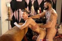 Rogan Richards And Darius Fer from Uk Naked Men