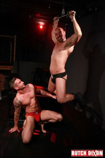 Bruno Fox And Nick North from Butch Dixon