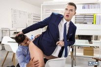 Consulting Cock Part 1 from Men.com
