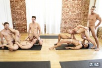 Yoga from Men.com