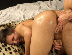 Antonio Baldere Massage from William Higgins