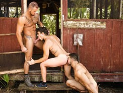 The Bayou Part 3 from Men.com