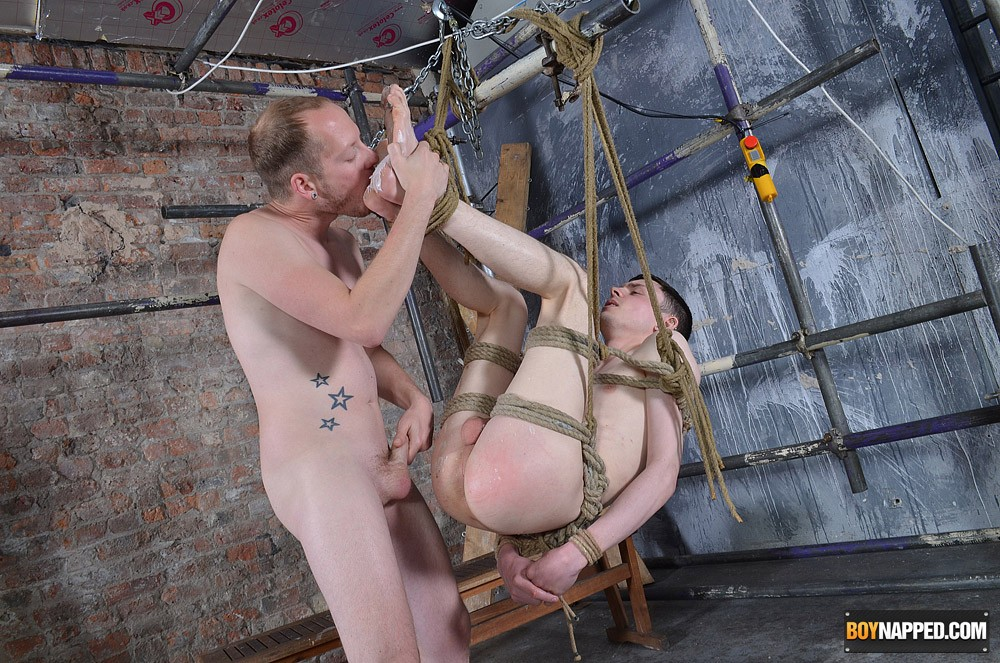 boynapped gets dominated