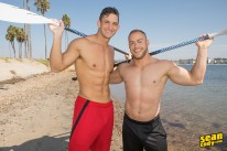 Brock And Joey Bareback from Sean Cody