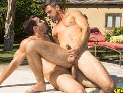 Randy And Daniel Bareback from Sean Cody
