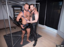Butch Spencer And Damien from Hairy And Raw