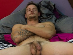 Slippery Stroking With Jimmy from Zack Randall Net