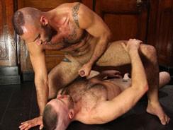 Tony And Justin from Uk Naked Men