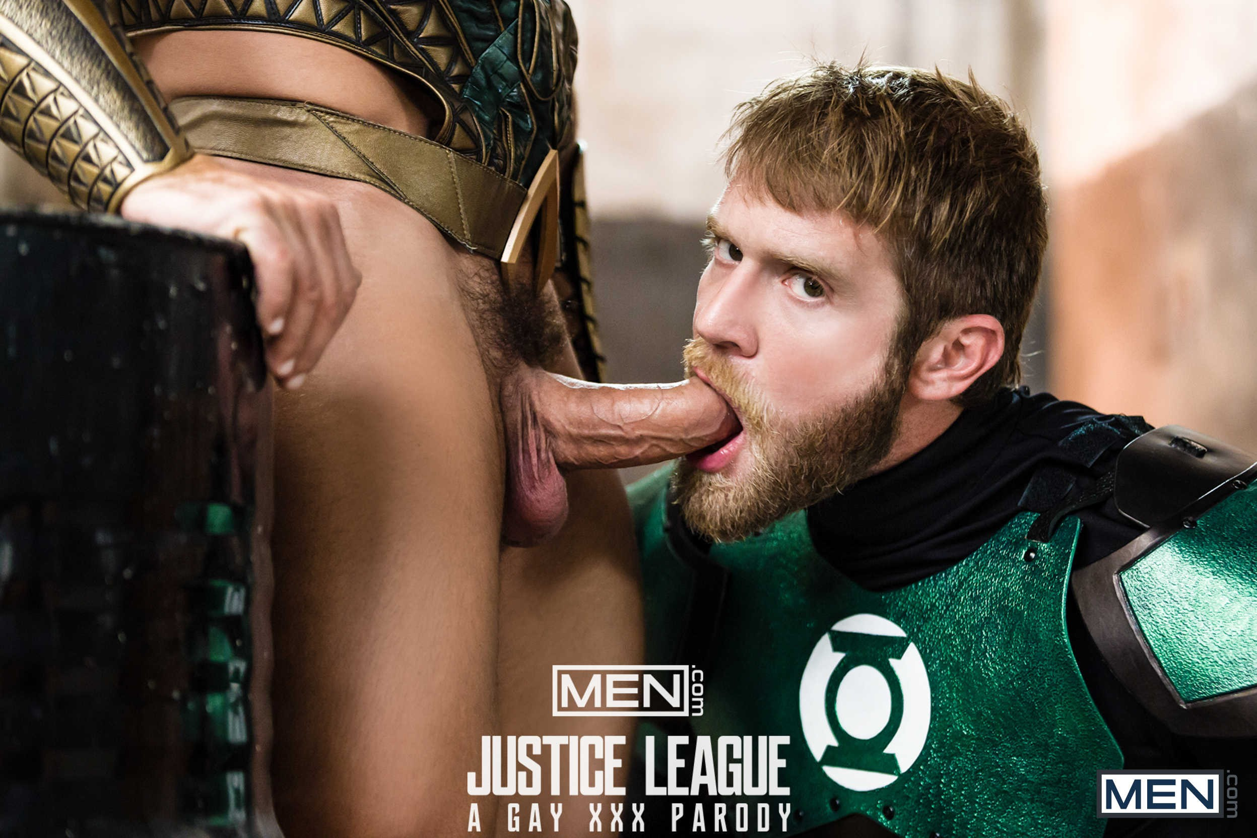Parody xxx justice league