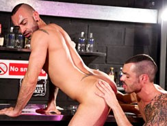 Issac And Tony from Uk Naked Men