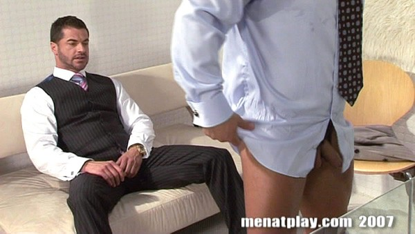 Men at play spank you talent