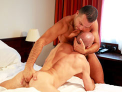 Malik And Tony from Uk Naked Men