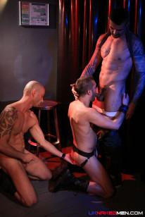 The Doorman At Krash from Uk Naked Men