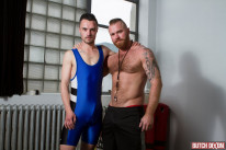 Teddy Taggart And Zack Acland from Butch Dixon