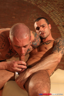 Issac And Harley from Uk Naked Men