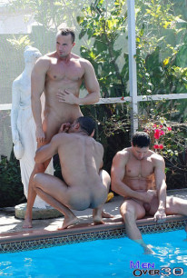 Diego And Magnus And Miguel from Men Over 30