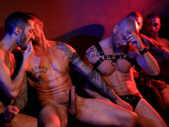 The Krash Bar 3way from Uk Naked Men