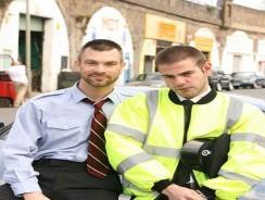 Traffic Cop from Uk Naked Men