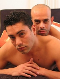 John And Alexander from Men Over 30