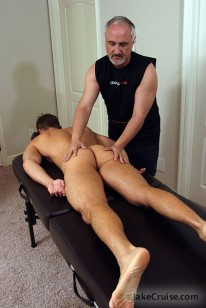 Michael Crowes Massage from Jake Cruise