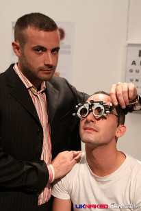 Optician Bonus from Uk Naked Men
