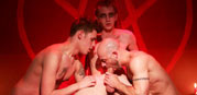 Satan Slaves from Uk Naked Men