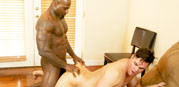 Hard Muscles from Next Door Ebony