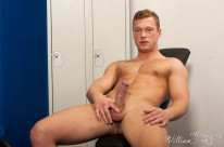 Marek Saton Erotic Solo from William Higgins