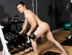 Hayes from Sean Cody