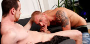 Anthony Naylor And Scott West from Bad Puppy