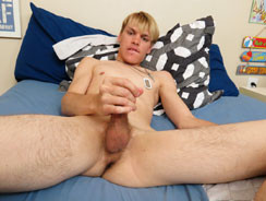 Jackson Wolfe from Boy Gusher