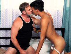 The Exchange Student Ch 1 from Family Dick