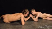 Ondra Vs Karel Wrestling from William Higgins
