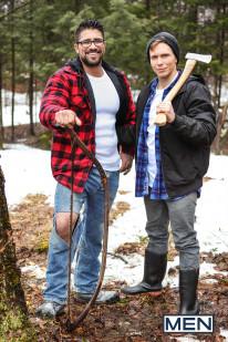 Lumbersexuals Part 3 from Men.com