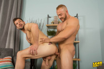 Brock And Brysen Bareback from Sean Cody