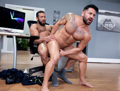 Rideshare 3 from Raging Stallion