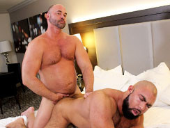 Tyler Reed And Steven Roman from Breed Me Raw